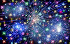 true love fireworks