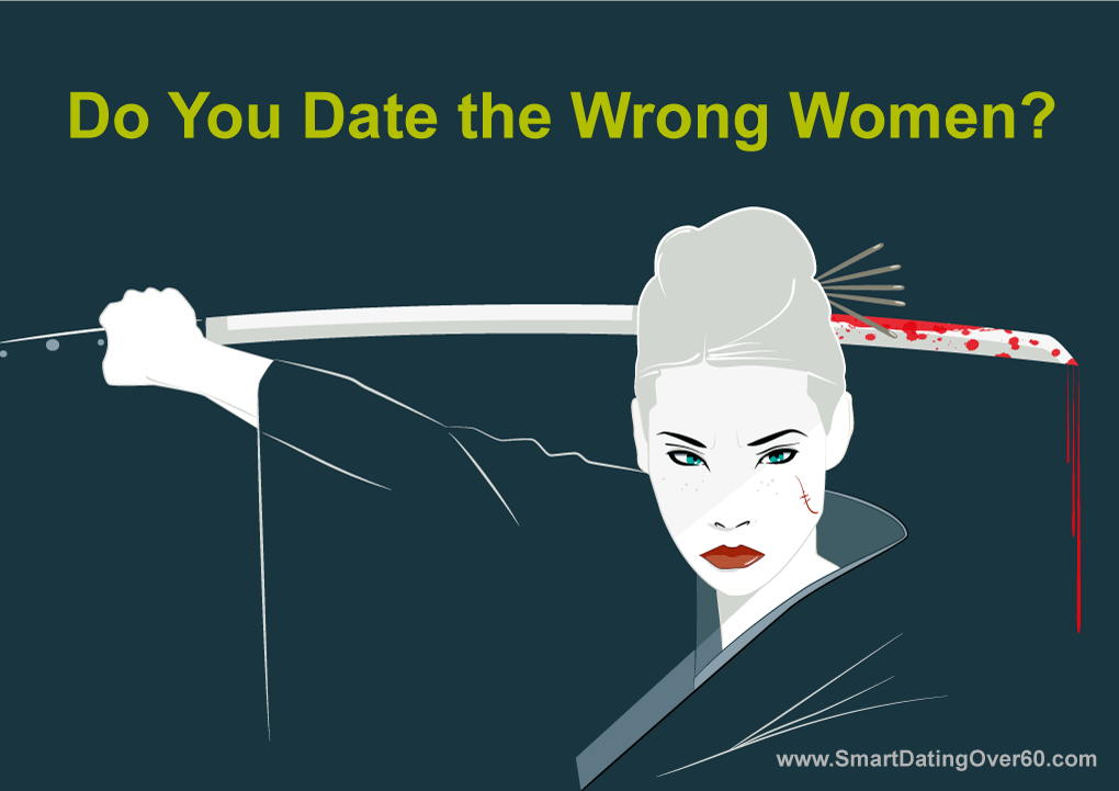 do you date the wrong women